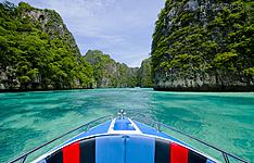 Phuket, Koh Phi Phi et Krabi en liberté