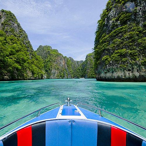 Phuket, Koh Phi Phi et Krabi en liberté - Phuket -