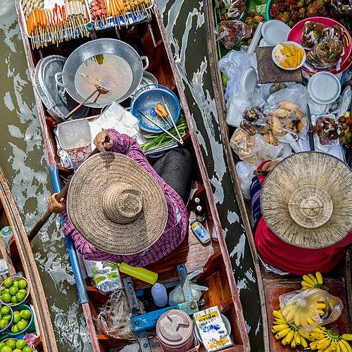 Les grands classiques du Pays du Sourire - Bangkok -
