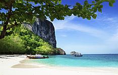 Vestiges, jungle et plages