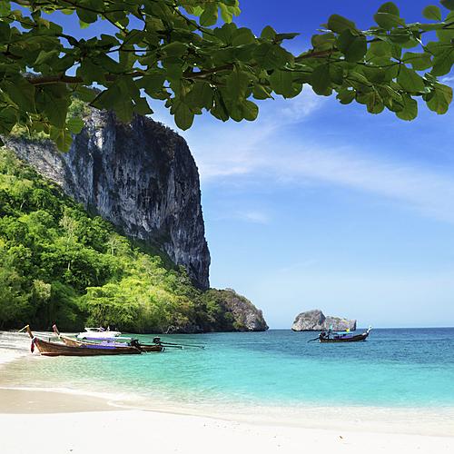 Vestiges, jungle et plages - Bangkok -