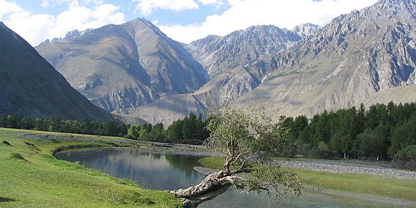 Mongolie - Paysages de l'Altaï