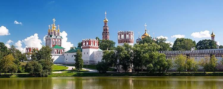 Moskau und die Pracht des Goldenen Rings