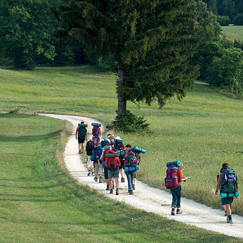 Randonnée Via Alpina - Jezersko -