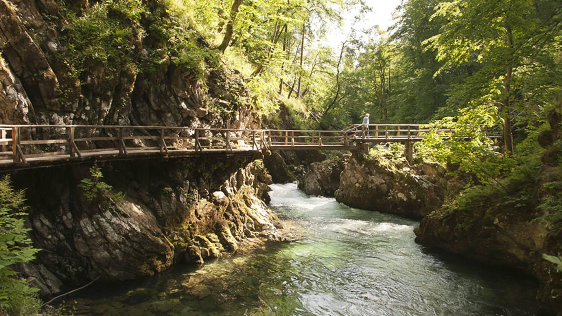 Randonnée aux lacs et vallées des Alpes Juliennes