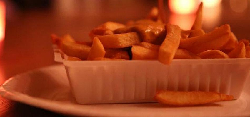 le cornet de frites, une spécialité belge