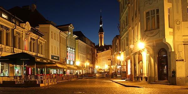 Vieille ville de Tallinn