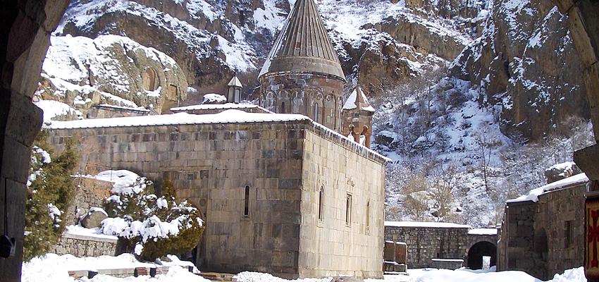 Datazione uomo armeno