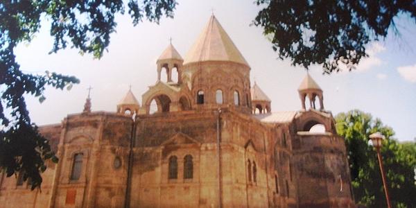 Cathédrale d'Etchmiadzin