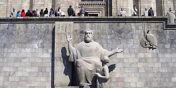 Il museo dei manoscritti armeni, il Matenadaran