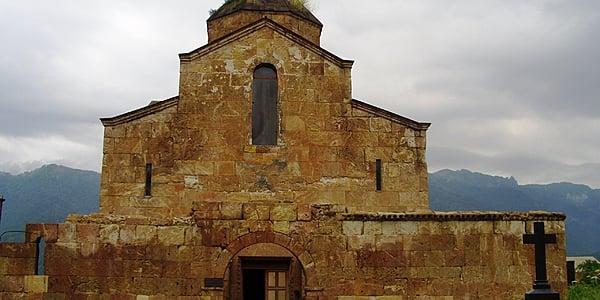 Iglesia de Odzun