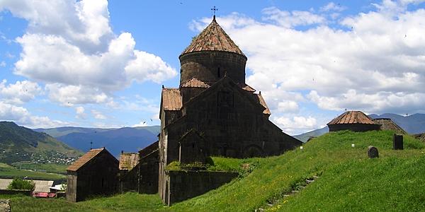 Monasterio de Haghpat