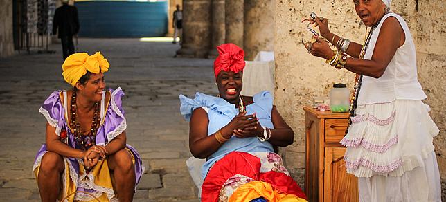 Rencontres cubaines