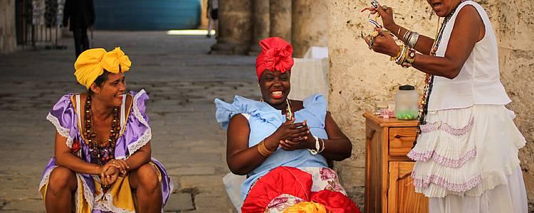 Traversée XXL, au coeur du métissage cubain