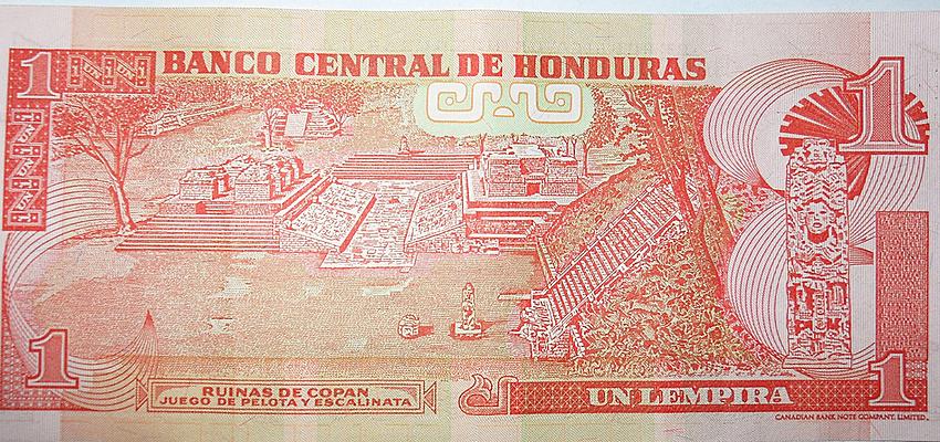 Monnaie du Honduras