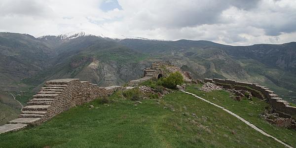 La forteresse de Smbataberd