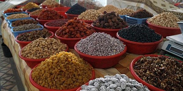 Le bazar de Noukous
