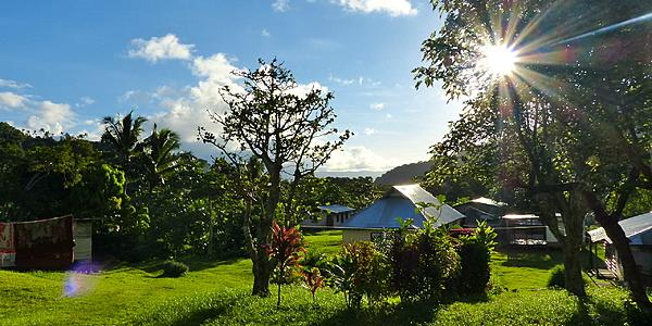 Taveuni, perle du Pacifique