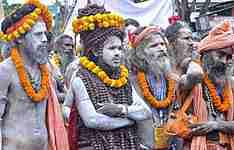Ardh Kumbh Mela d\'Haridwar, le pélerinage sacré