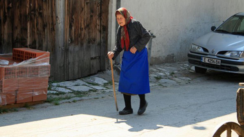 Image Les steppes mongoles à vélo