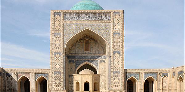 La moschea Kalon