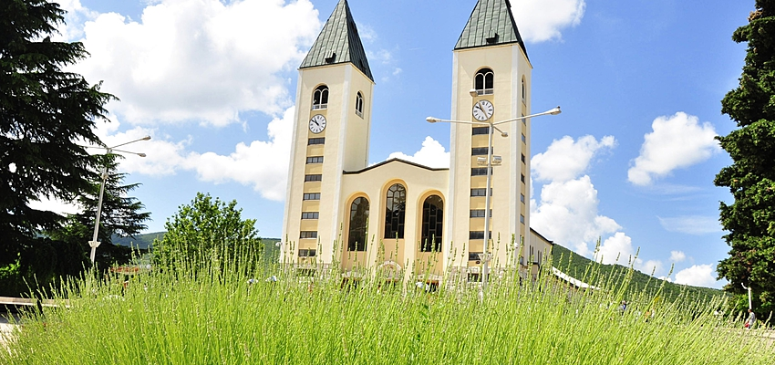 Saint James Church (St. Jakov) Medjugorje