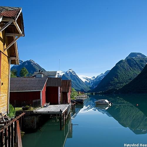 Séjour aventure dans les fjords - Bergen -