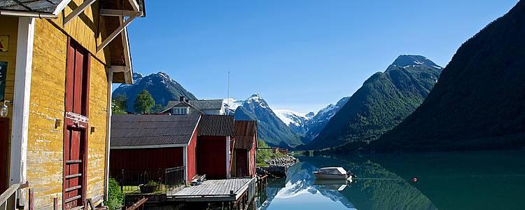 Séjour aventure dans les fjords
