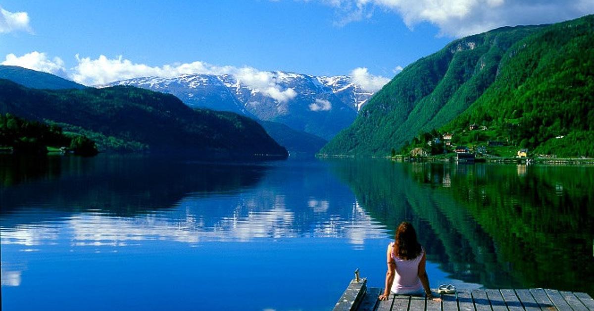 Voyage à pied Norvège : Randonnées spectaculaires