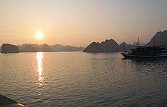 Voyage de noces entre Vietnam et Cambodge