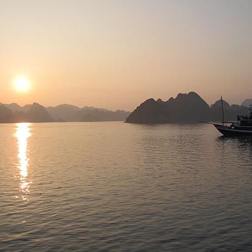 Voyage de noces entre Vietnam et Cambodge, parenthèse romantique -