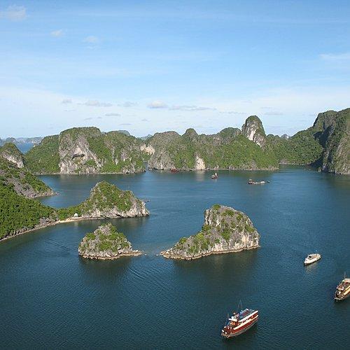 Grand tour de Saigon à Sapa et Ha Long -