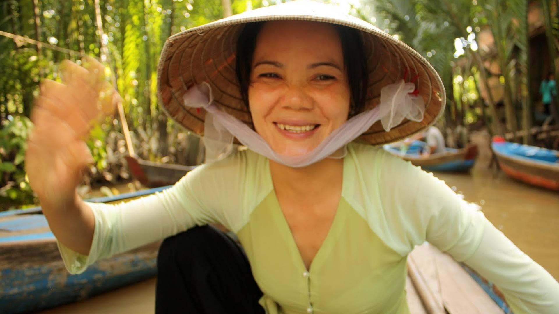 Chez l'habitant au fil du Mékong de Saigon à Siem Reap
