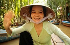 Combiné Vietnam-Cambodge, chez l\'habitant et au fil de l\'eau