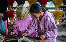 Vietnam et Cambodge, activités en famille