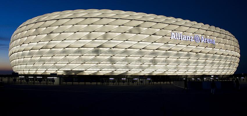 Stade de football de Munich