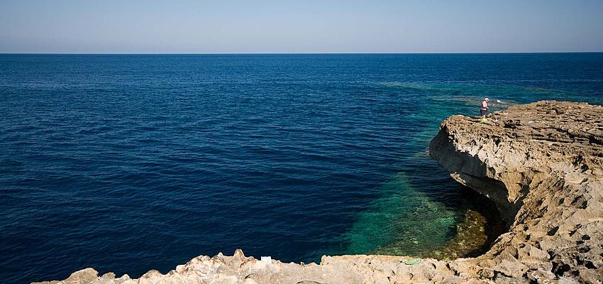 Côte dentelée de Malte