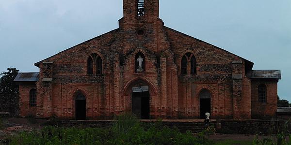 L'Eglise de Muyaga