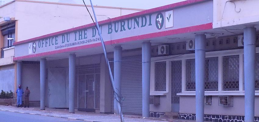 L'office du Thé du Burundi, Bujumbura