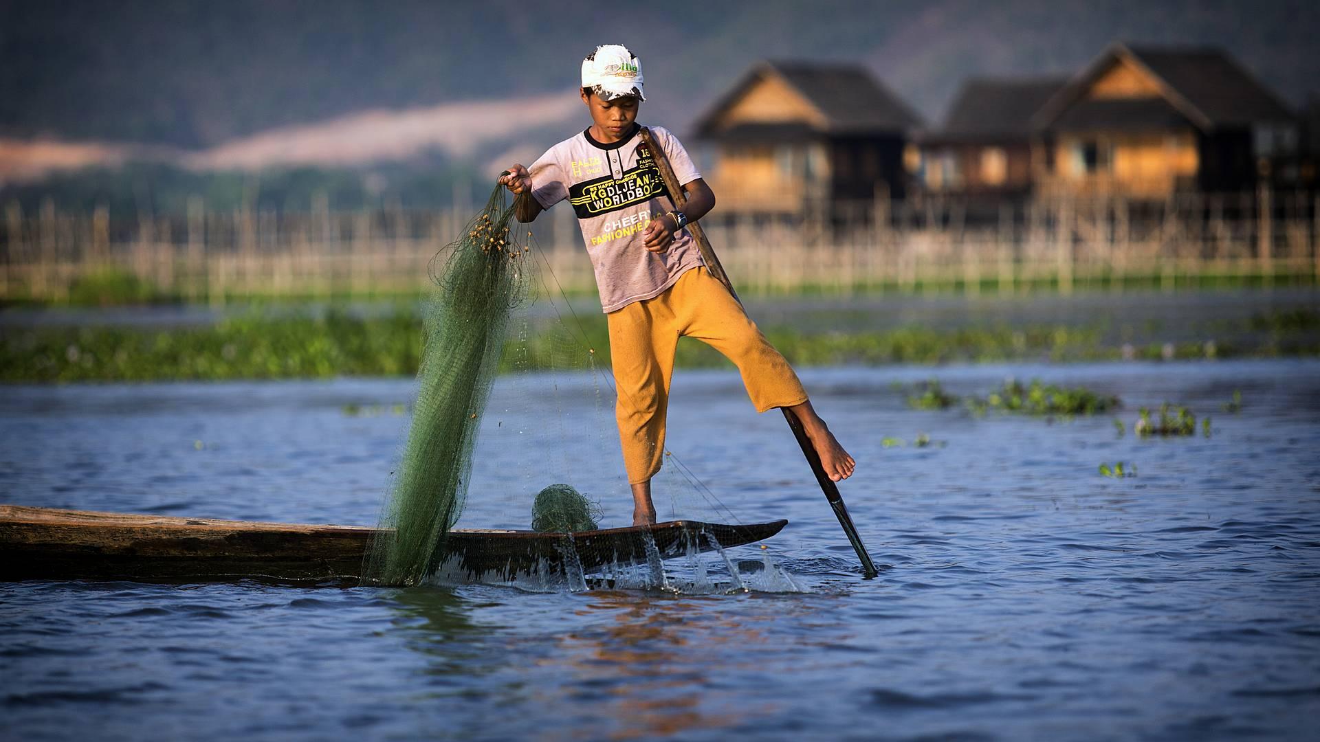 De Bagan au Lac Inlé en liberté