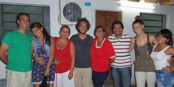 Nos rencontres au Paraguay