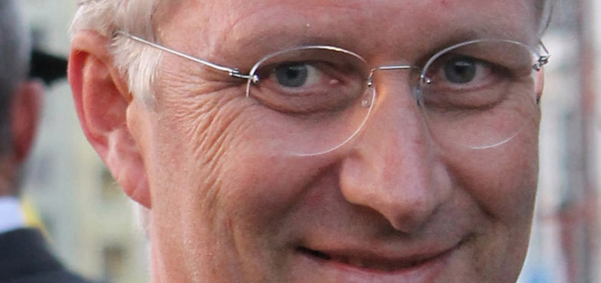 Philippe de Belgique, actuel roi des Belges