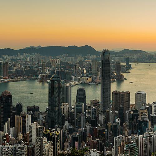 Moderne et ancestrale, de Pékin à Hong Kong -