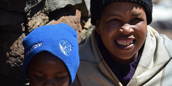 Au Lesotho