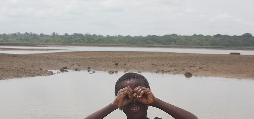 Enfant de Guinée-Bissau