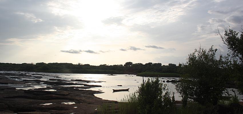 Paysage de Guinée-Bissau