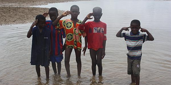 Enfants de Guinée-Bissau