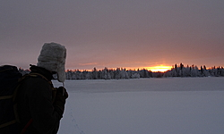 max et ju, voyage en Finlande