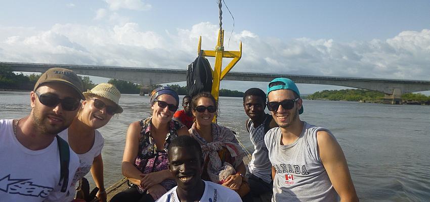 Rencontres avec des Guinéens