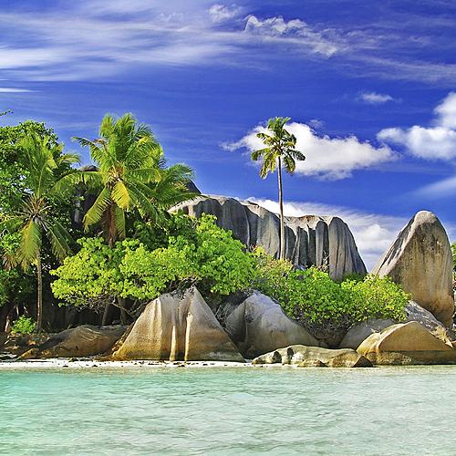 Un rêve aux Seychelles - Praslin -